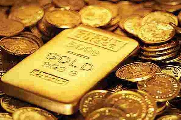 idea of imposing a three percent gst on old gold is becoming in the gom