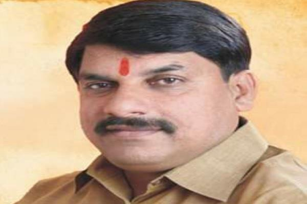 cabinet minister also became corona positive in mp
