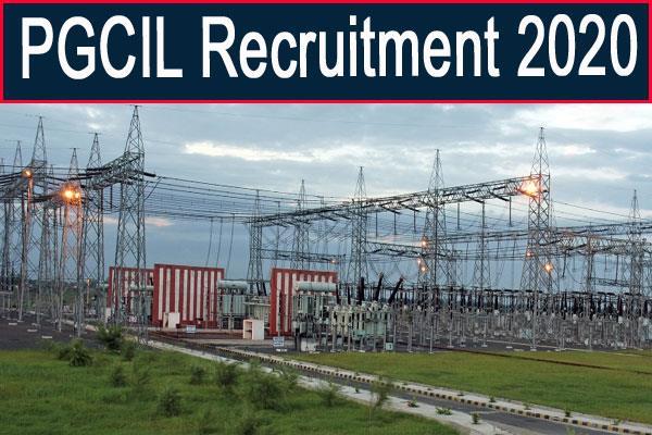 pgcil apprentice recruitment 2020 for 33 posts