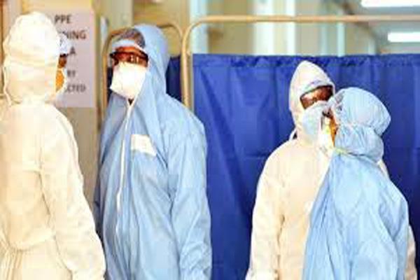 corona patient ran away from hospital in samba