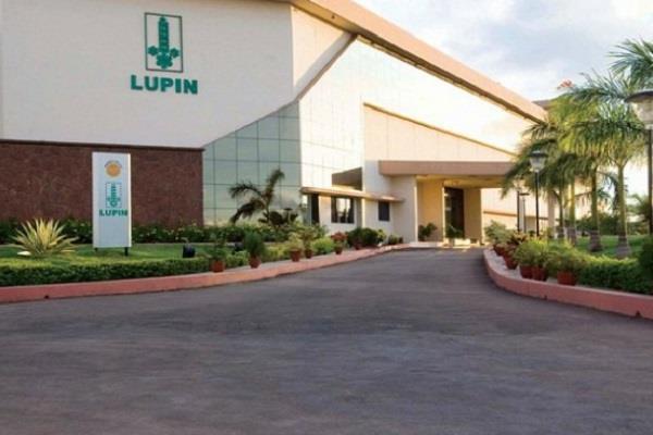lupine s net profit down 65 percent rs 107 crore first quarter