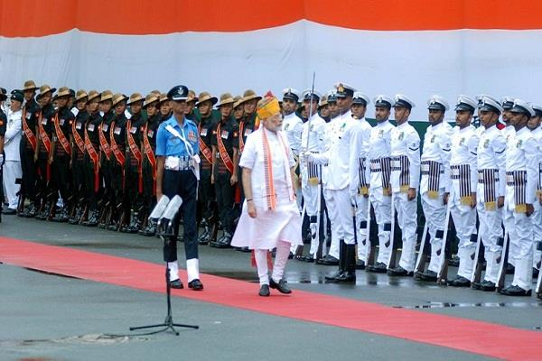 350 police officers quarantined for pm modi security