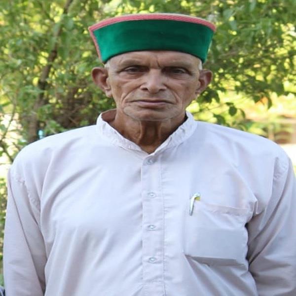 freedom fighter belonging to ghumarwi region dies