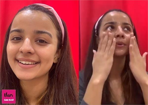 ब्यूटी रूटीन: ये 5 टिप्स हैं टीवी एक्ट्रेस महिमा माकवाना की ग्लोइंग स्किन का राज