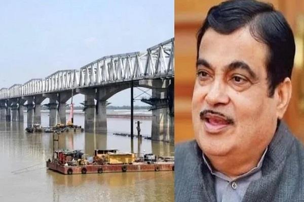 minister nitin gadkari inaugurated the renovated lane for rs 1 742 crore