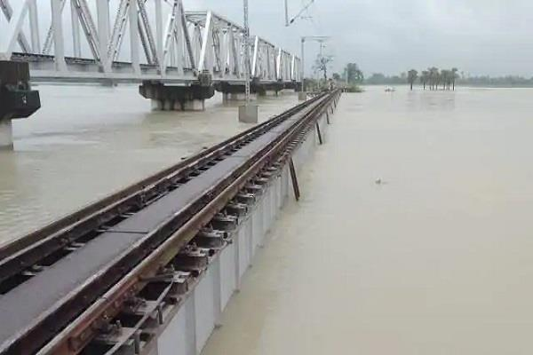 four special trains change route between muzaffarpur to darbhanga