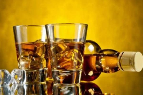 sales of liquor 60 percent due higher taxes corona round report
