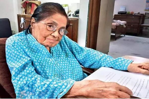 india first woman cardiologist lost to corona