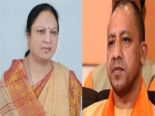 technical education minister kamal rani varun passes away cm yogi pays homage