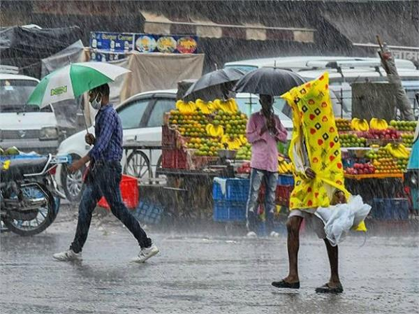 heavy rains may be in mumbai between august 3 to 5
