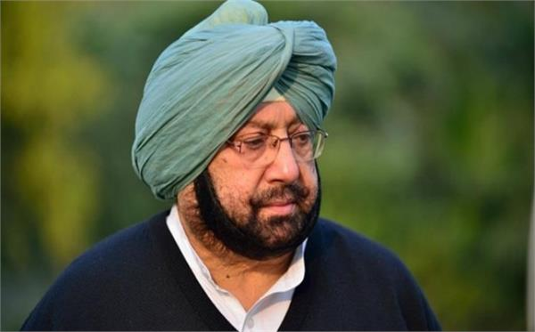 controversy over comparing chief minister amarinder to guru sahiban