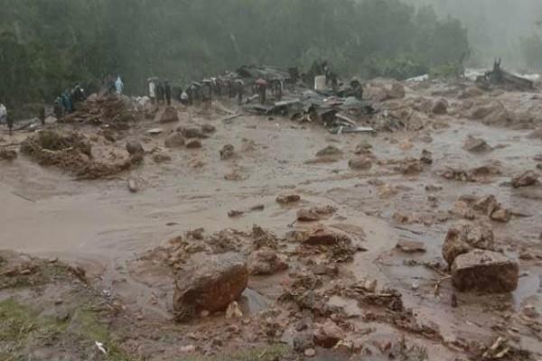 landslides in idukki due to heavy rains in kerala 5 dead