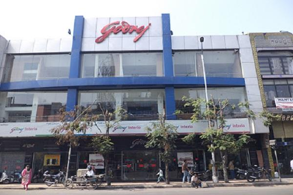 godrej industries  first quarter net profit of rs 106 crore