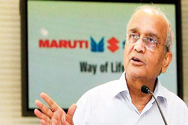 rc bhargava chairman maruti suzuki told how the speed