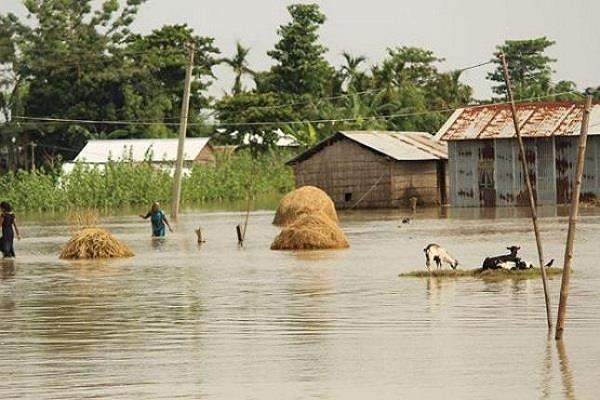 more than 45 lakh population affected by floods in bihar
