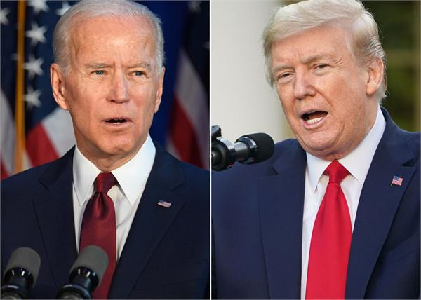 trump s response to biden s india love  we supported india against china