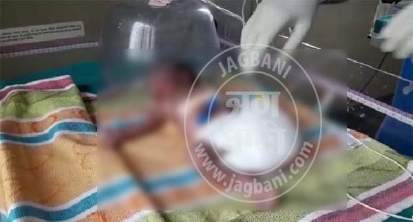 newborn baby found in vacant plot boyfriend girlfriend arrested by police