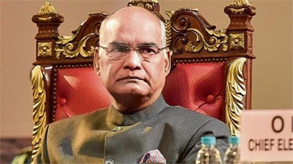 kovind mourns up cabinet minister kamal rani varun s death
