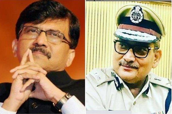 dgp responded to sanjay raut