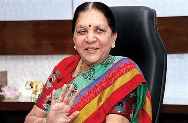 governor anandiben patel congratulated krishna janmashtami