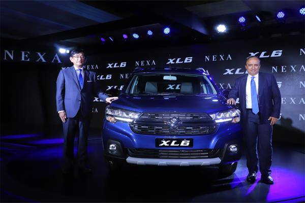 maruti xl6 sales exceeded 25 000 units strengthened in mpv segment