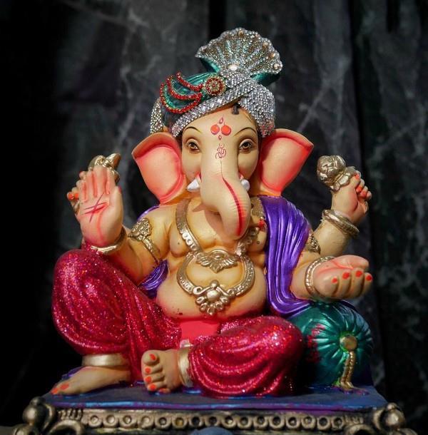 delhi government prohibits idol immersion on ganesh chaturthi