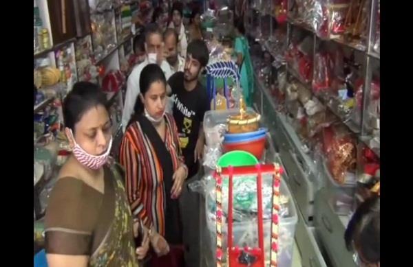preparations begin for krishna janmashtami