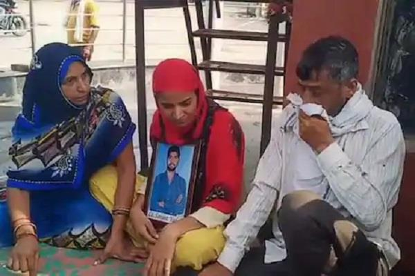sanjit yadav massacre sanjit s body not found yet frustrated