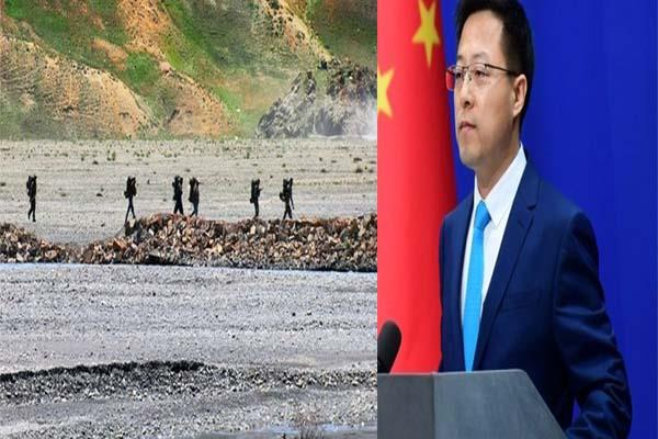 china rejected the allegations of infiltration