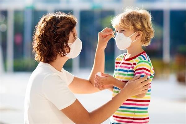 5 साल से कम उम्र वाले बच्चों को कोरोना का ज्यादा खतरा!