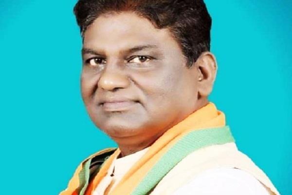 madhya pradesh health minister prabhuram chaudhary corona positive