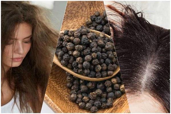 बालों की इन 4 समस्याओं का हल करती है काली मिर्च, जानिए इस्तेमाल करने का सही तरीका