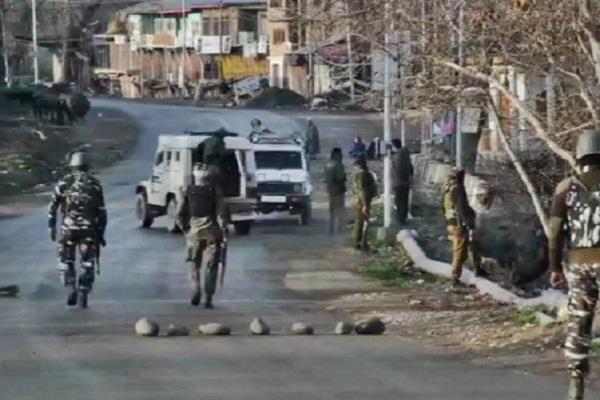 jammu and kashmir kamarajipora terrorist security force