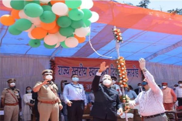 independence day celebrations celebrated with great pomp in the state