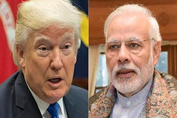 trump says america doing better to stop covid 19 than india