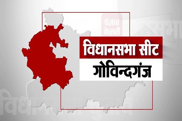 govindganj assembly seat results 2015 2010 2005 bihar election 2020