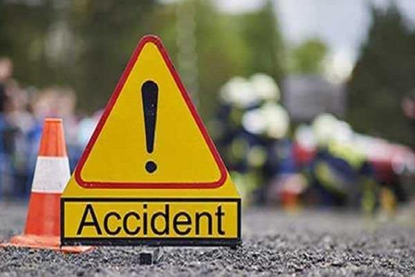 simdega bike rider dies due to unknown vehicle