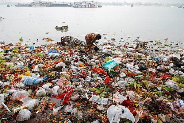 ngt strict about dirt spreading in tributaries of ganga