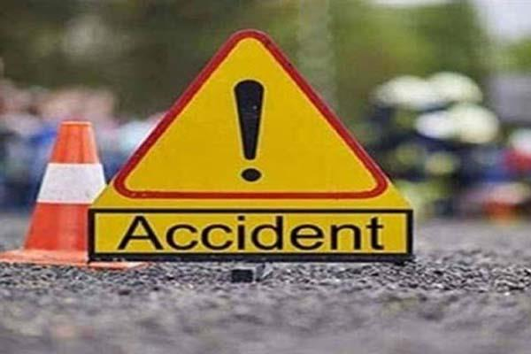 manali road accident one death