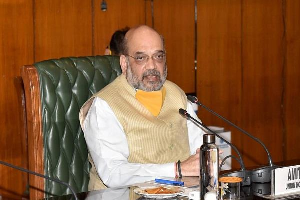amit shah says he has tested positive for coronavirus