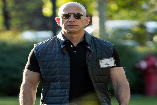 amazon owner jeff bezos s wealth crosses 200 billion