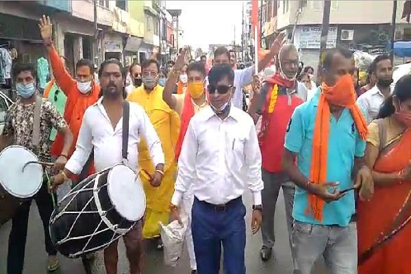 enthusiasm for ram temple in uttarakhand too