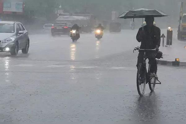 monsoon was active in most places in up