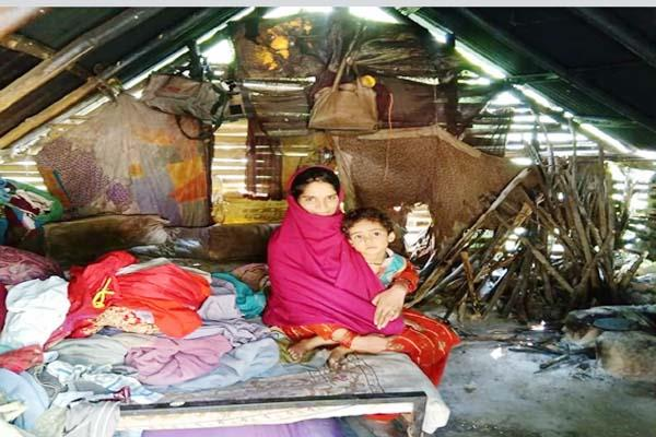 sarkaghat step mother home removed