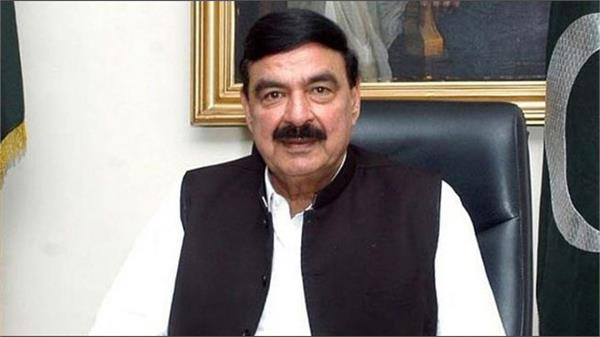 pak minister sheikh rasheed says india is no longer be a secular country