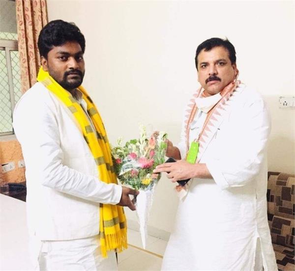 you agree to join subhaspa s  partnership sankalp morcha  rajbhar