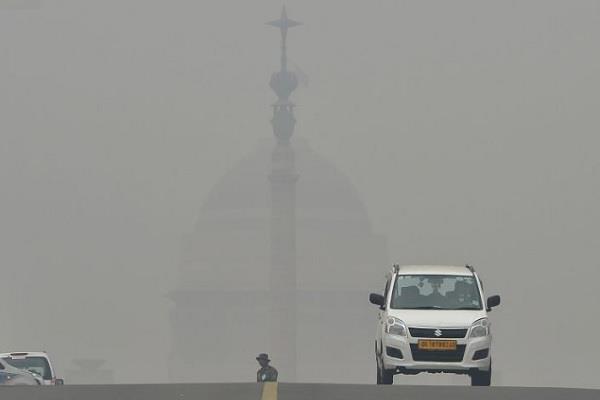 mathura operation of  air monitoring van  to monitor air quality