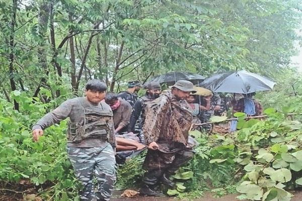 army personnel provided safe delivery to women in chhattisgarh