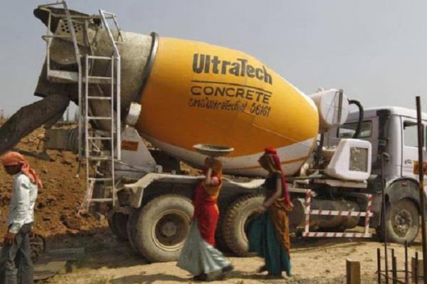 hindalco signs mou with ultratech cement
