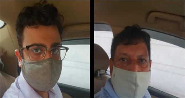 punjab police arrests largest illegal drugs manufacturer father son